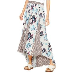 Free People Show Off Your Maxi Skirt